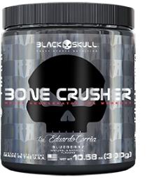 Bone Crusher - Black Skull - Limão - 300g