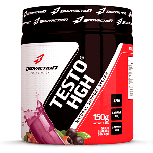 Testo HGH - Sabor Açaí com Guaraná - (150g) - Body Action
