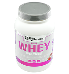 Pink Whey - BR Foods - Baunilha - 900g