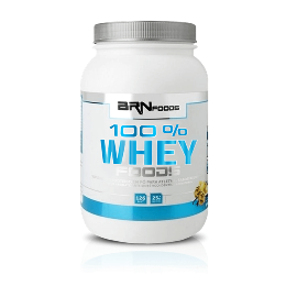100% Whey Foods - BR Foods - Chocolate - 900g
