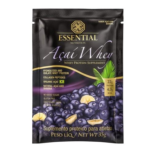 Whey Açaí Sachê - Essential - 1 unidade 35g