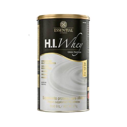 Hi Whey Protein Sem Sabor (375g) - Essential