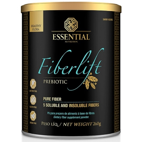 Fiberlift Sem Sabor (260g) - Essential