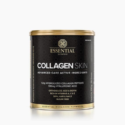 Colágeno Hidrolisado - Collagen Skin - Essential - Neutro - 300g