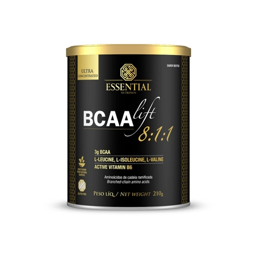 BCAA Lift 8:1:1 - Essential 210g) - Neutro
