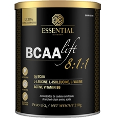 BCAA Lift 8:1:1 - Essential - Neutro - 210g