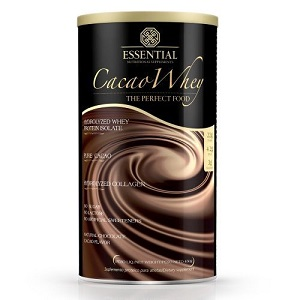 Cacao Whey - Whey Protein Hidrolisado (450g) - Essential