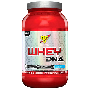 Whey DNA - BSN - Morango - 788g