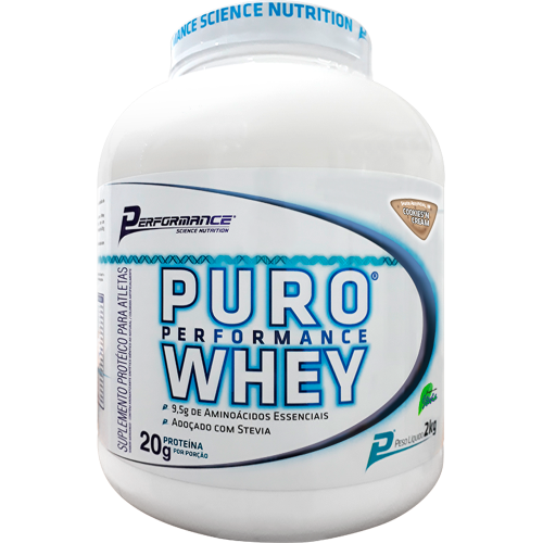 Puro Whey Sabor Cookies (2kg) - Performance Nutrition