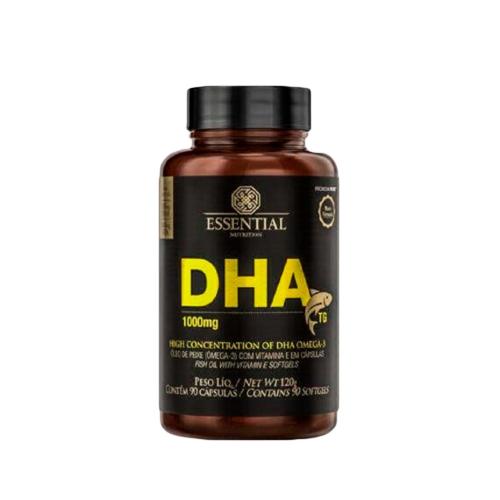 DHA (Óleo de Peixe) - Essential - 90 Cápsulas