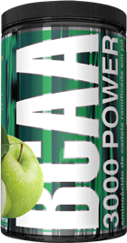 BCAA 3000 Power - Procorps - Maçã Verde - 400g