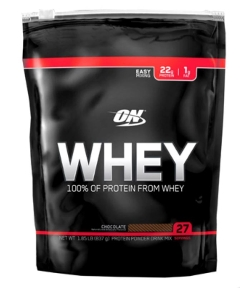 Whey Optimum Nutrition - Chocolate - 837g