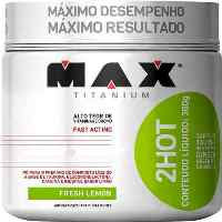 Ultimate 2Hot - Max Titanium - 360g - Limão