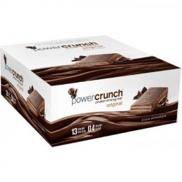 Power Crunch Original Bio Nutricional - Chocolate - 12 unidades 40g