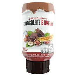 Caldas - Mrs. Taste - Chocolate com Avelã - 335g