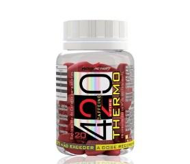 X Fire Caffeine 420 - Body Action - 40 Comprimidos