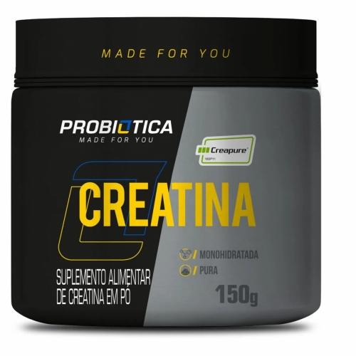Creatina Creapure 150g) - Probiotica -