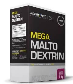 Mega Maltodextrina - Probiótica - Açaí com Guaraná - 1Kg