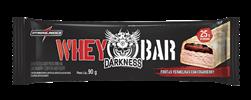 Whey Bar Darkness Sabor Frutas Vermelhas com Cranberry  (1 unidade de 90g) - Integralmédica