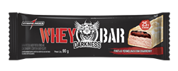 Whey Bar Darkness - Integralmédica - Chocolate Amargo com Castanhas - 90g