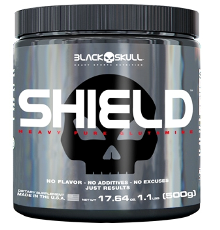 Shield - Black Skull - 500g