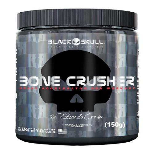 Bone Crusher Sabor Yellow Fever (150g) - Black Skull