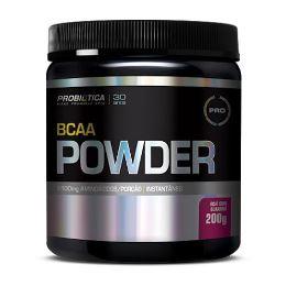 BCAA Powder - Probiótica - Guaraná com Açaí - 200g