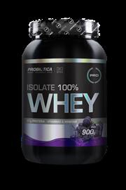 Isolate 100% Whey - Pro Premium Line - Probiótica - Uva - 900g