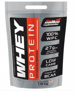 Whey Protein Advanced Series - New Millen - Baunilha - 1,8Kg (refil)