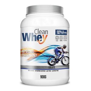 Clean Whey Isolada - 900g - Sem sabor