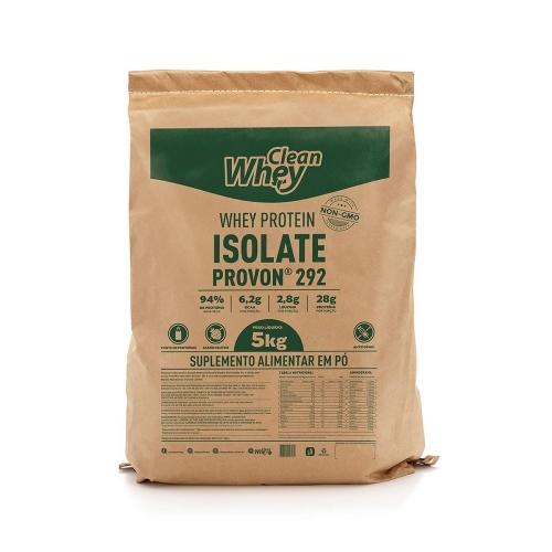 Provon Whey Protein Isolada - Clean Whey - 5Kg