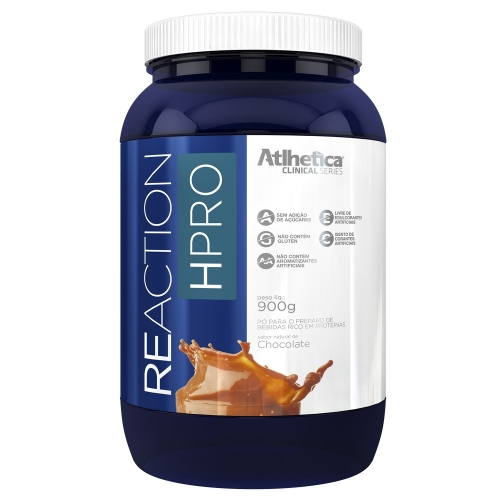 Reaction HPRO - Atlhetica Clinical - Chocolate - 900g