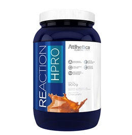 Reaction HPRO - Atlhetica Clinical - Morango - 900g