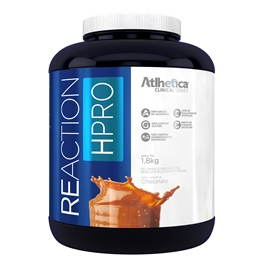 Reaction HPRO - Sabor Chocolate (1,8kg) - Atlhetica Clinical
