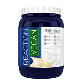 Reaction Vegan - Atlhetica Clinical - Chocolate - 720g
