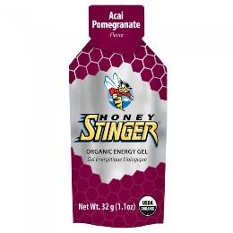Gel Honey Stinger - Açaí com Romã - 32g (1 Unidade)