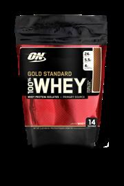 Whey Protein Optimum Nutrition - 100% Gold Standard Optimum - Chocolate - 454g