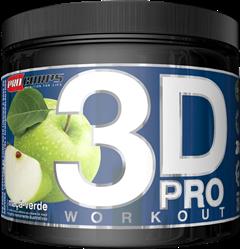 3D Pro Workout - Procorps - 200g - Maçã Verde