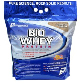 Bio Whey Protein Performance Nutrition Cookies - 4,5 Kg