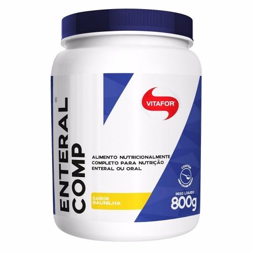 Enteral Comp - Sabor baunilha (800g) - Vitafor