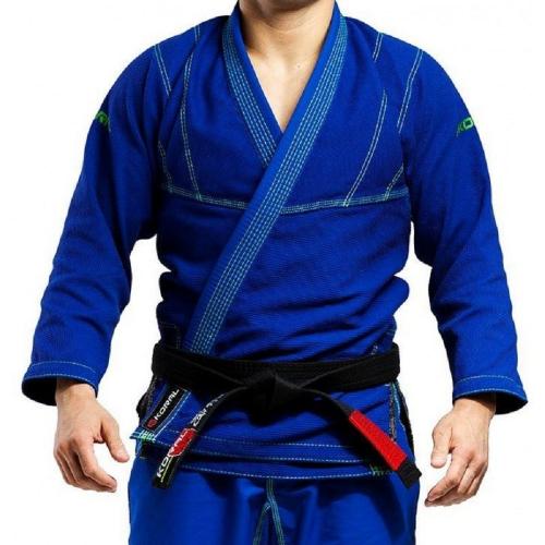 Kimono Koral Ultra Light - Azul - A2