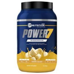 Power Protein 7 - GT Nutrition - Banana - 1.362g