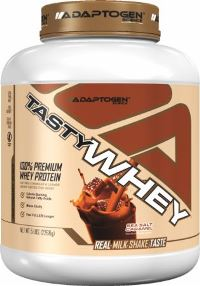 Tasty Whey - Adaptogen Science - Caramelo - 2.268g