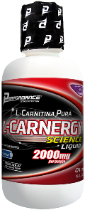 L Carnergy Science 2000mg - Performance Nutrition - Uva - 474ml