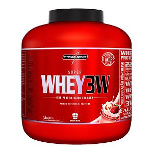 Super Whey 3W - Integralmédica - Baunilha - 1,8 Kg
