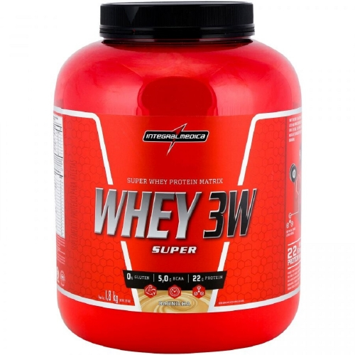 Super Whey 3W - Integralmédica - Chocolate - 1,8 Kg
