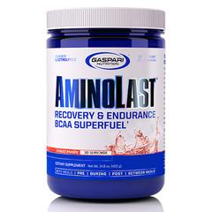 Aminolast Gaspari Nutrition - Fruit Punch - 420g