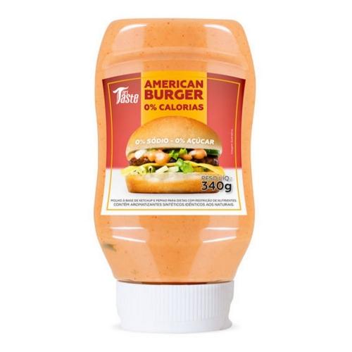 Molho American Burguer - Mrs Taste - 340g