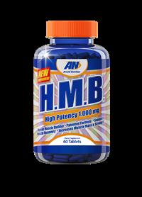 HMB 1000mg (60 Tabletes) - Arnold Nutrition