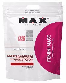 Femini Mass - Max Titanium - Chocolate - 2,4Kg